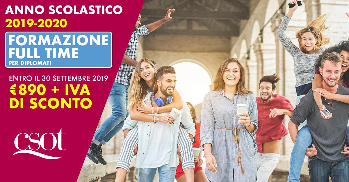 csot osteopatia formazione full time 2019-2020